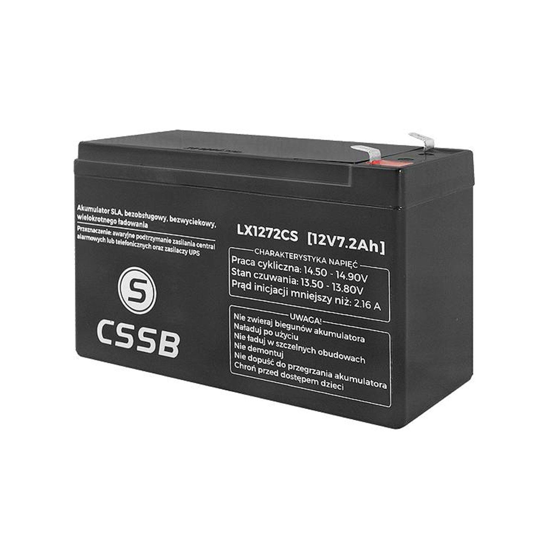 CSSB Gelakku AGM Gelakkumulator (12V 14Ah)