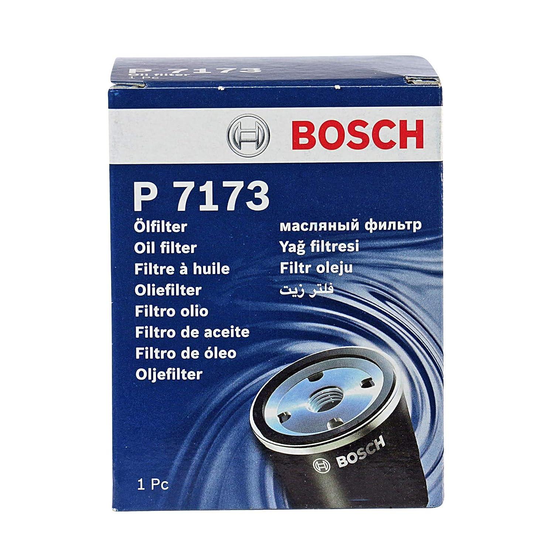 BOSCH F 026 407 173 Filtro olio