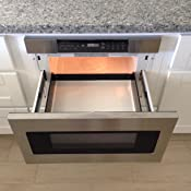 Amazon Com Sharp Smd2470as Microwave Drawer Oven 24 Inch