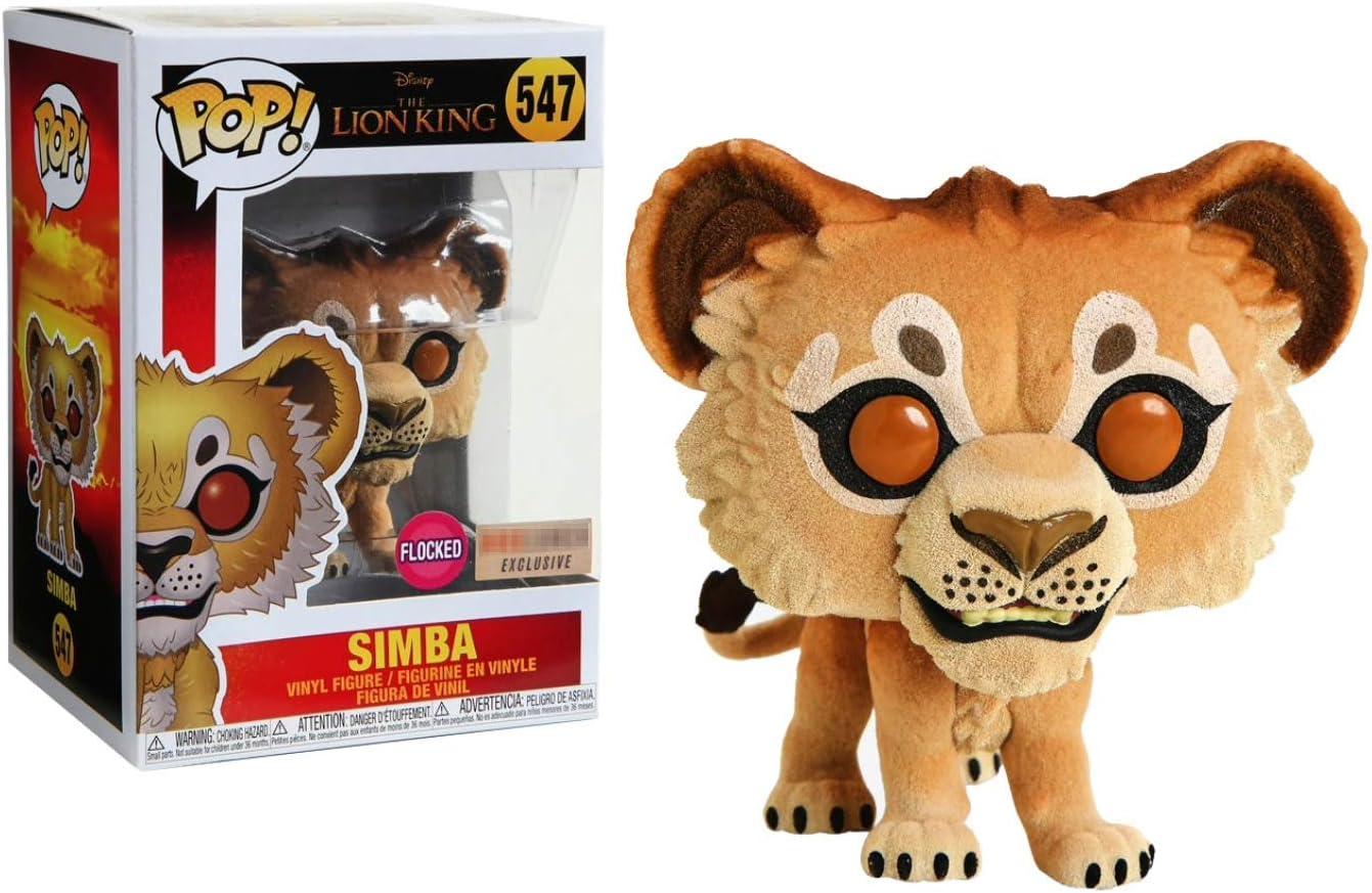 Disney le roi lion 2019 Simba Funko Pop