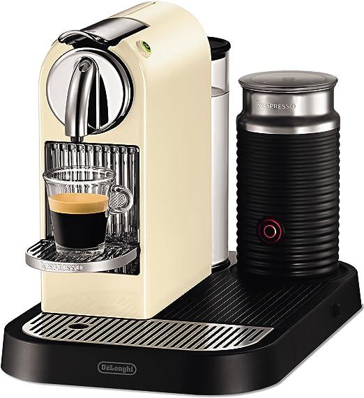 DeLonghi EN265.CWAE - Cafetera (Máquina de café en cápsulas, 1 L ...