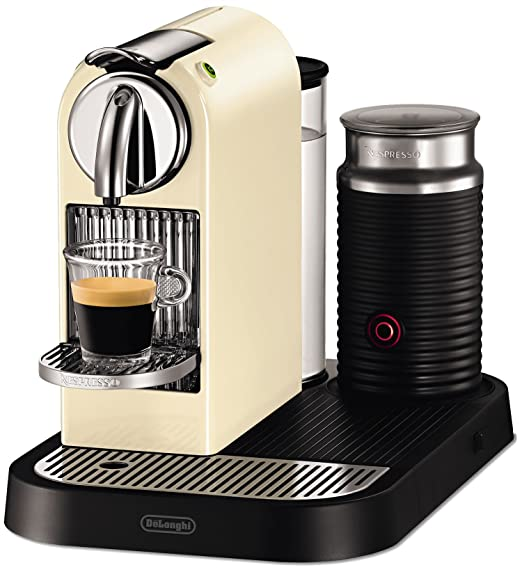 DeLonghi EN265.CWAE - Cafetera (Máquina de café en cápsulas ...