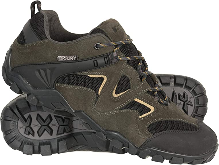 Mountain Warehouse Zapatillas Curlews Impermeables para Hombre ...