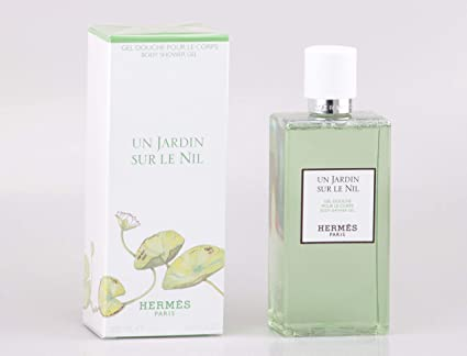 Hermes Paris Un Jardin Sur Le Nil Gel de Ducha - 200 ml: Amazon.es: Belleza