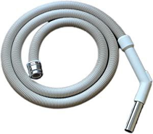 Vacuum Hose Compatible with Electrolux Hose Replacement, Long 10 Foot Crushproof Non-Electric, Custom Made Vacuum Cleaner Hose for Electrolux Vacuum Cleaner Parts