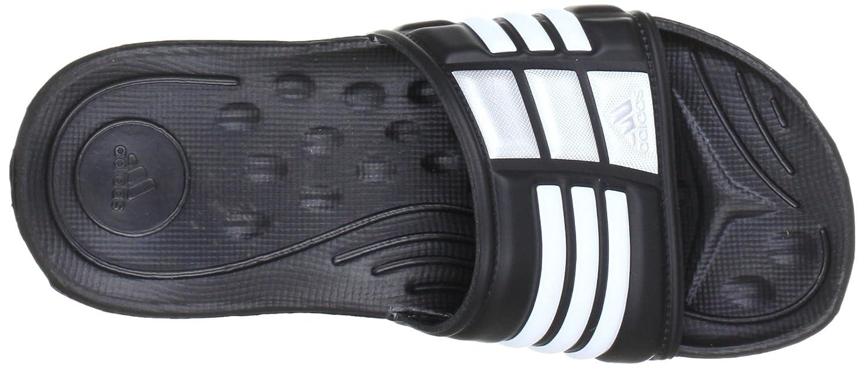 best service 56e3a 37f92 adidas - Mungo Qd, Infradito, Unisex, Nero (Black 1WhiteMetallic Silver),  40.5 Amazon.it Scarpe e borse