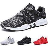 BAOLESEM Sportschuhe Herren Atmungsaktiv Gym Laufschuhe Leichtgewicht Turnschuhe Freizeit Outdoor Sneaker