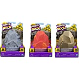 Kinetic Rock Feature Pack ( Gold , Red , Grey ) One supplied Random