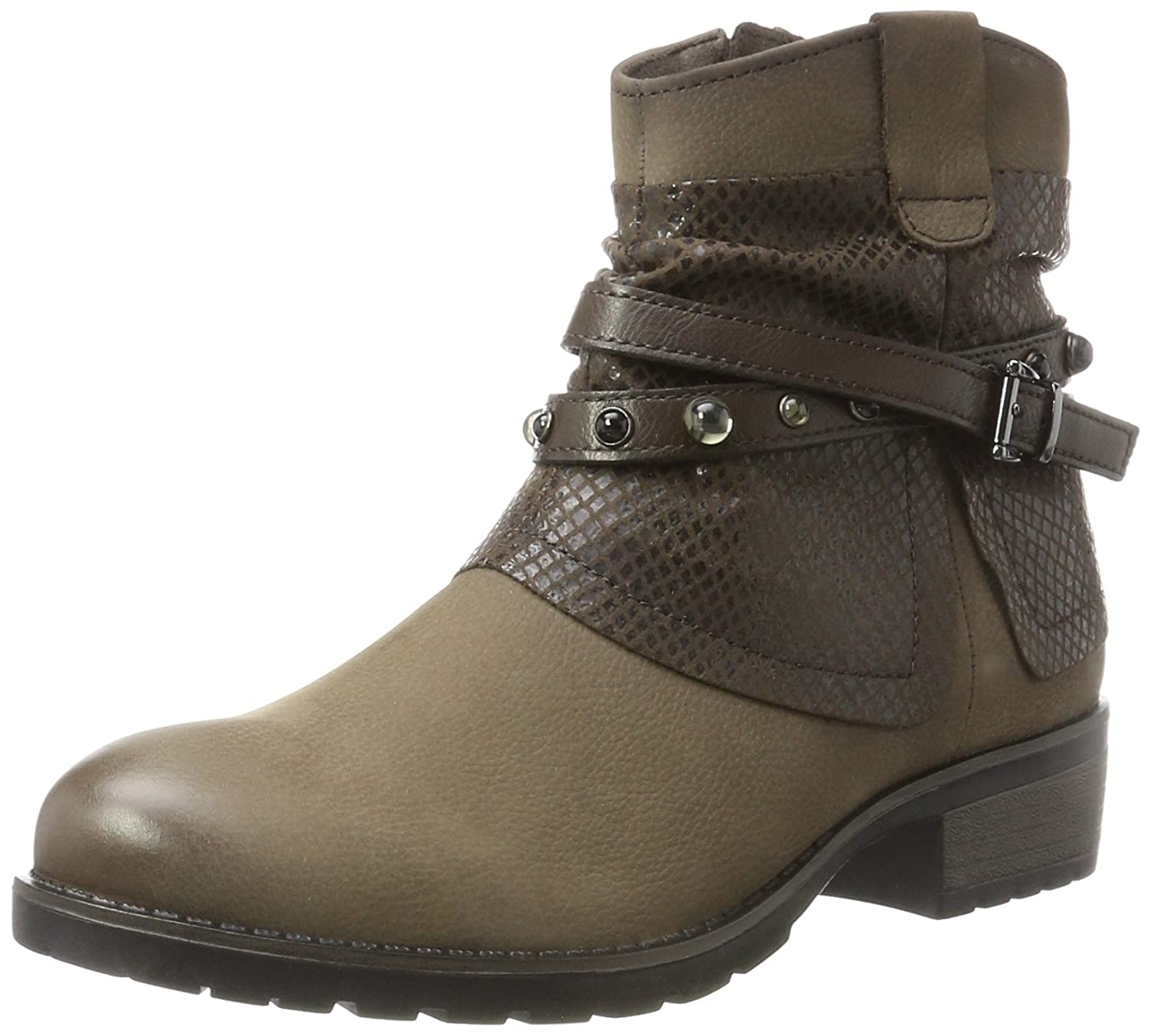 Tamaris Bottes 25311, Bottes Classiques Femme Marron Femme 19997 (Cigar Comb) 20dd937 - therethere.space