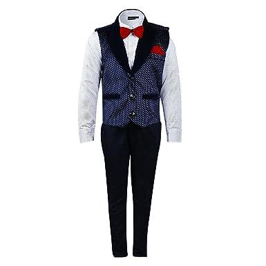 4ce0d171f AJ DEZINES Kids Party Wear Suit Set For Boy's: Amazon.in: Clothing ...