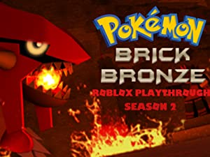 Roblox Pokemon Brick Bronze Using My 2nd Party Team And - Watch Clip Pokemon Brick Bronze Roblox Playthrough Prime