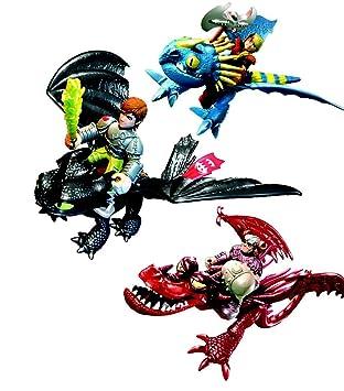 How To Train Your Dragon 2 6024753 Figuras de acci/ón Desdentado y Hiccup