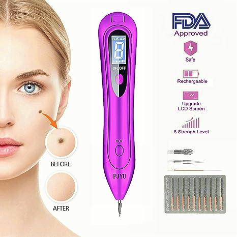 ACTUALIZACIÓN Spot Eraser Pro, PJYU Professional Mole Tattoo Remover Pluma para la piel Pecas de