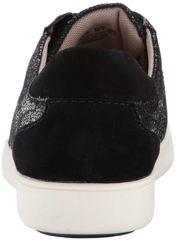 Naturalizer Women's Morrison Fashion US|Black/Black Sneaker B072FMXV2L 10 B(M) US|Black/Black Fashion 364fa2