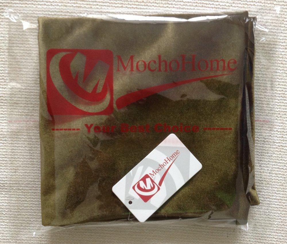 M MOCHOHOME Velvet Solid Rectangular Decorative Throw Pillow Cover Case Pillowcase Cushion Sham - 24'' x 16'', Grey