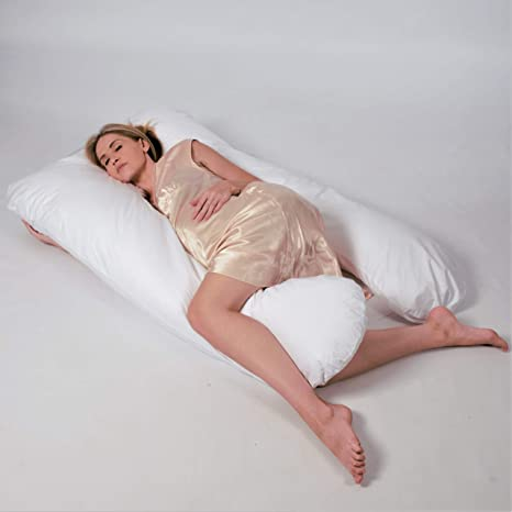Perfek Night - Almohada Embarazada, tamaño XL, para espalda ...