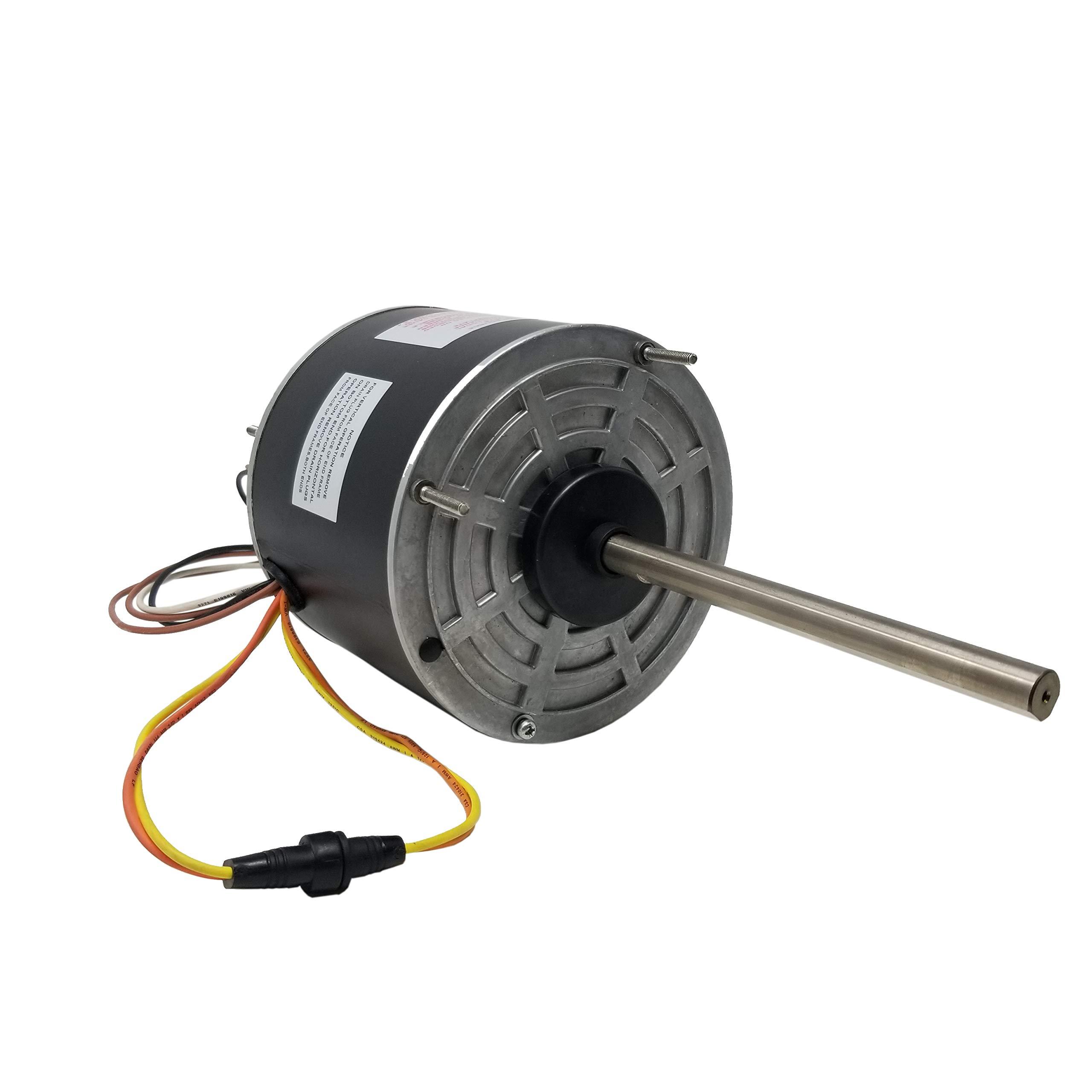 48 Frame Condenser Motor | Replaces: A.O. Smith FSE1026SV1 by P-Tech (Image #4)