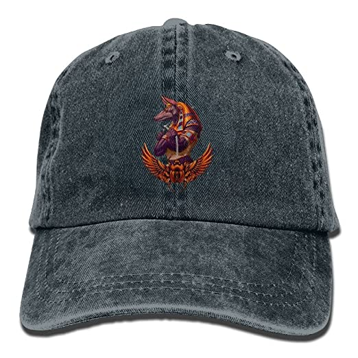 d8847817721 Egypt Anubis Baseball Caps Unique Low Profile Cool Hat Designs For Women