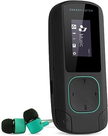 Energy Sistem MP3 Clip Bluetooth (Bluetooth, 8 GB, Clip, Radio FM y microSD): Energy-Sistem: Amazon.es: Electrónica