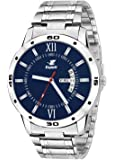Espoir Analogue Blue Dial Men's Watch- Ranon0507