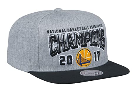 Image Unavailable. Image not available for. Color  Mitchell   Ness Golden  State Warriors 2017 NBA Champions Snap Back Hat ... 7d2b90cc0b6