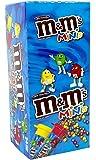 M&M's ミニ ミルクチョコレート キャンディーズ (1.08 oz, 24個入り チューブ) [並行輸入品]
