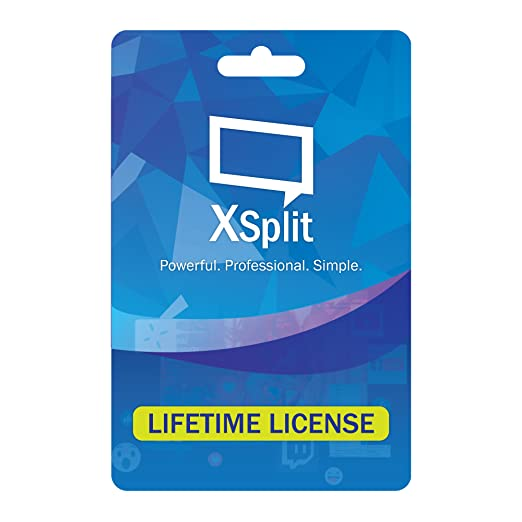 XSplit Premium Lifetime License [Online Code]