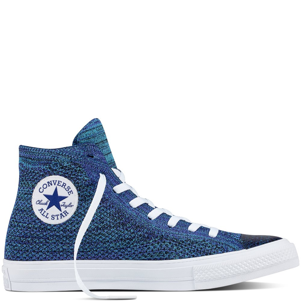 Converse Chuck Taylor All Starr X Nike Flyknit Size Mens, 9.5 US