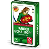 ASS Altenburger 22570207 – Tête de mouton/Tarock – Bayerisches image, jeu de cartes