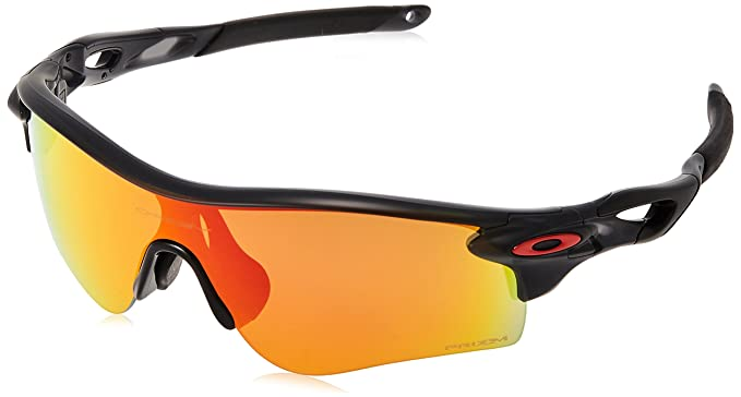 35cd9712045c9 Image Unavailable. Image not available for. Color  Oakley Mens Radarlock  Path Asia Fit Sunglasses