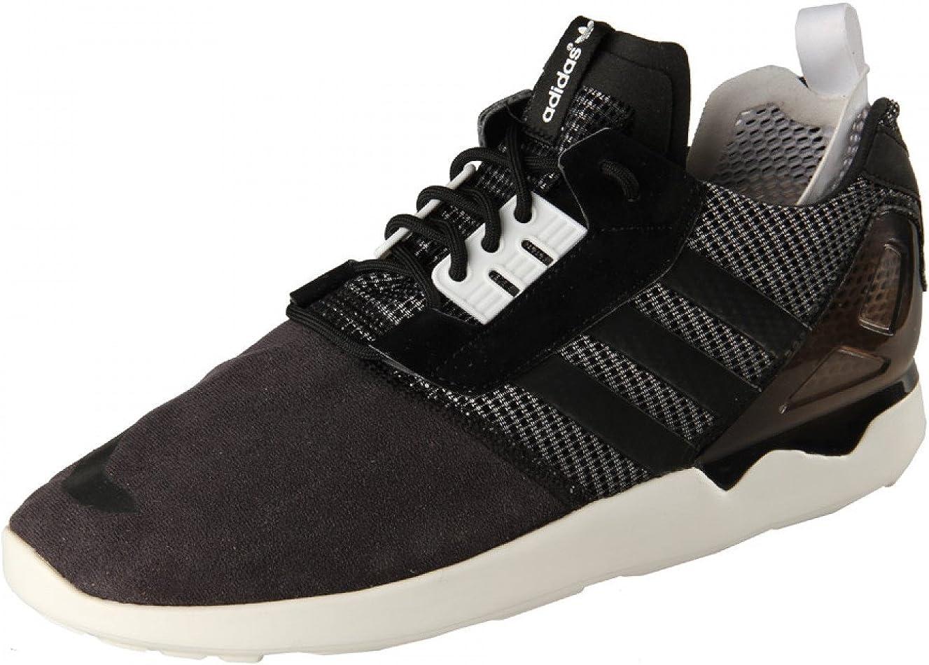 Amazon Com Adidas Zx 8000 Boost Shoes Black Sz 7 5 Shoes