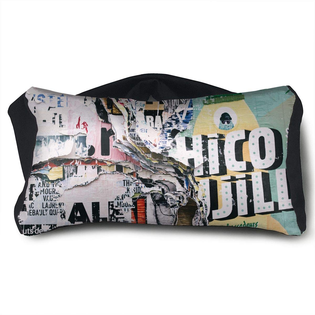 TangChaoFeng Wall Novel Travel Goggles Portable Eye Pillow