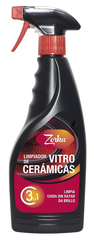 Zorka Limpiador Vitrocerámicas Pulverizador - 750 ml