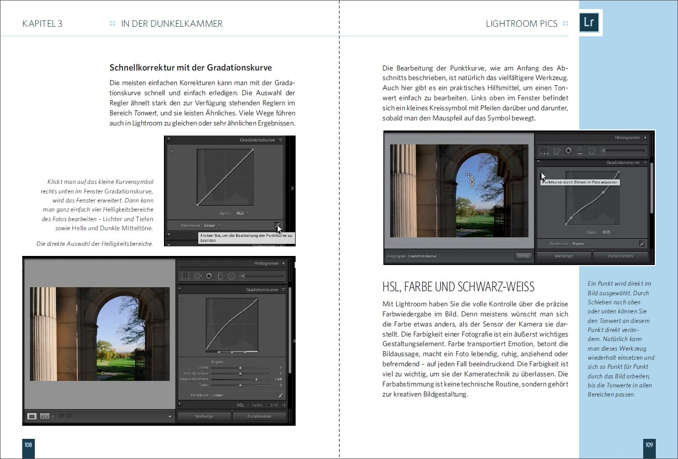 Lightroom Pics: Perfekte Bilder mit Adobe® Lightroom: Amazon.de ...