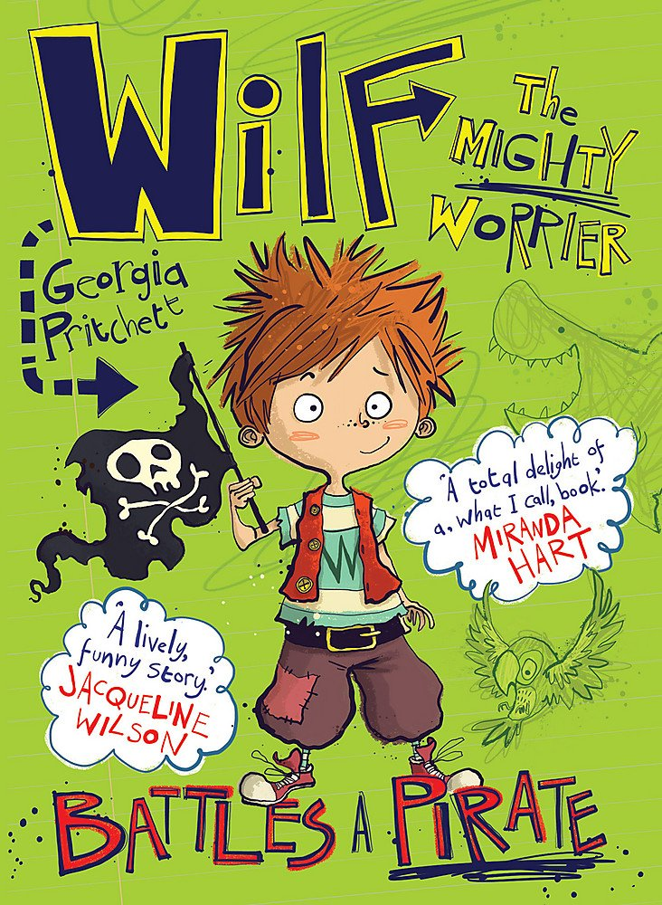Wilf the Mighty Worrier Battles a Pirate pdf