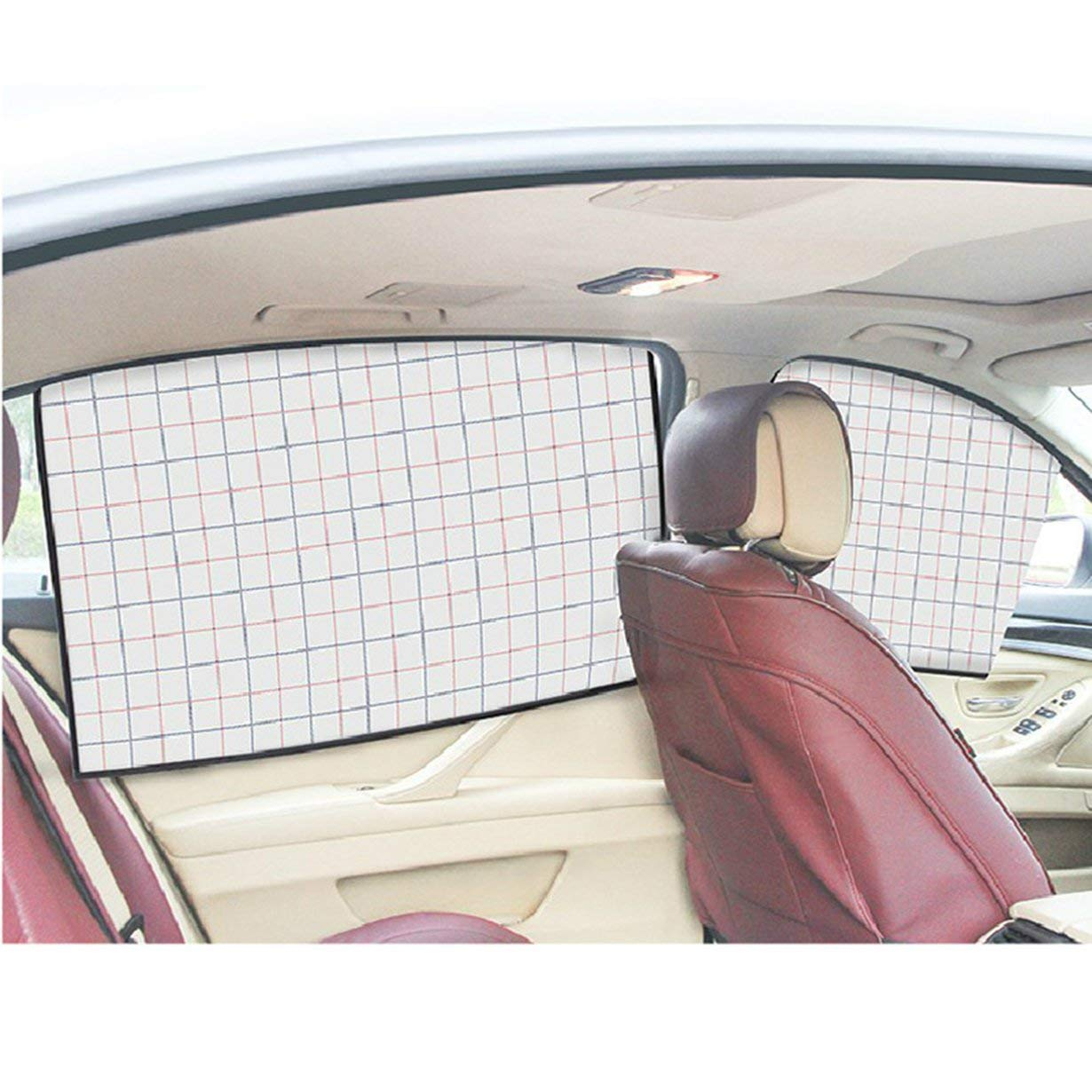 Auto Car Sun Shade Cover Cortina Artoon Proof Side Window Sunshade Cover