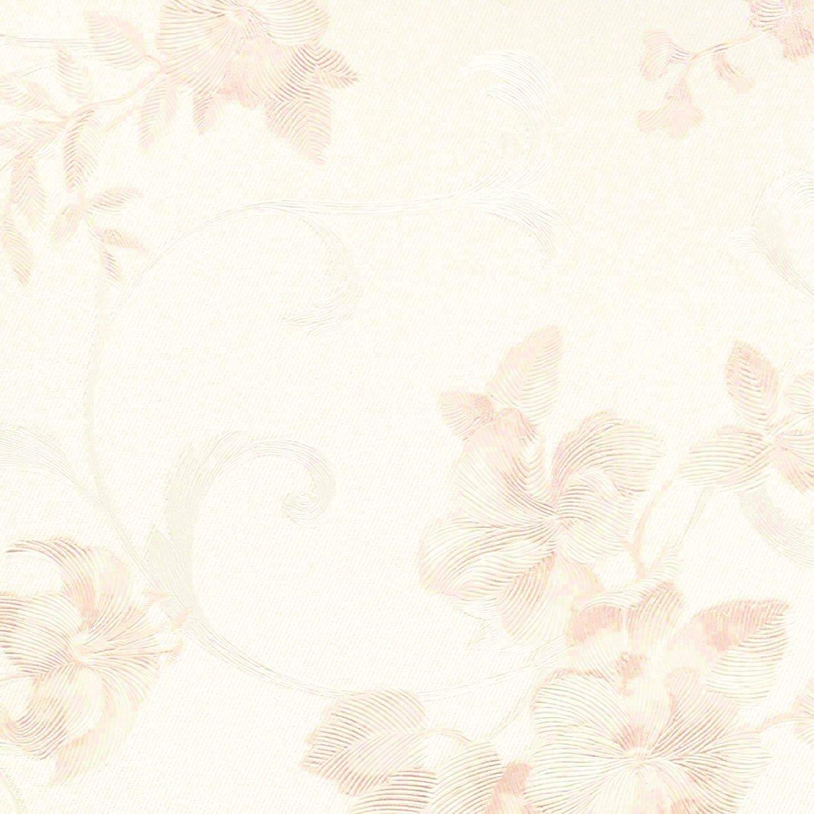 リリカラ 壁紙46m フェミニン 花柄 ベージュ LL-8349 B01N3W70K1 46m|ベージュ
