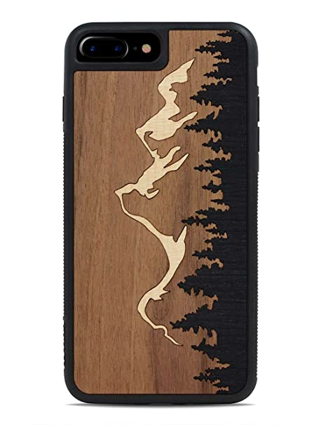 Carved iPhone 7 Plus cases