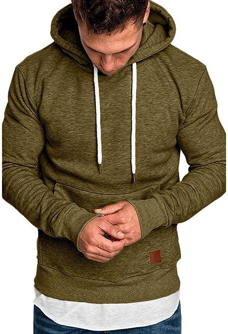 STORTO Women Turtleneck Loose Pullover,Clearance Winter Drawstring Sweatshirt Solid Tops