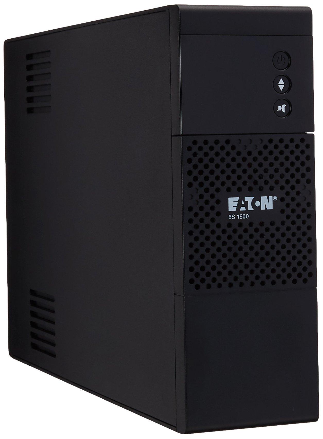 Eaton Electrical 5S1500LCD External UPS, Black