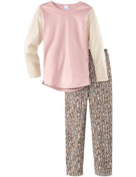 Calida Pyjama Feather Queen, Pijama para Niños, Rosa (quill crème 891), 8 años (128 cm): Amazon.es: Ropa y accesorios
