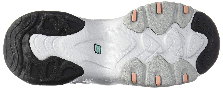 Skechers Damen Turnschuhe D´Lites 3.0 ZENWAY Weiß Grün Grün Grün  32638f