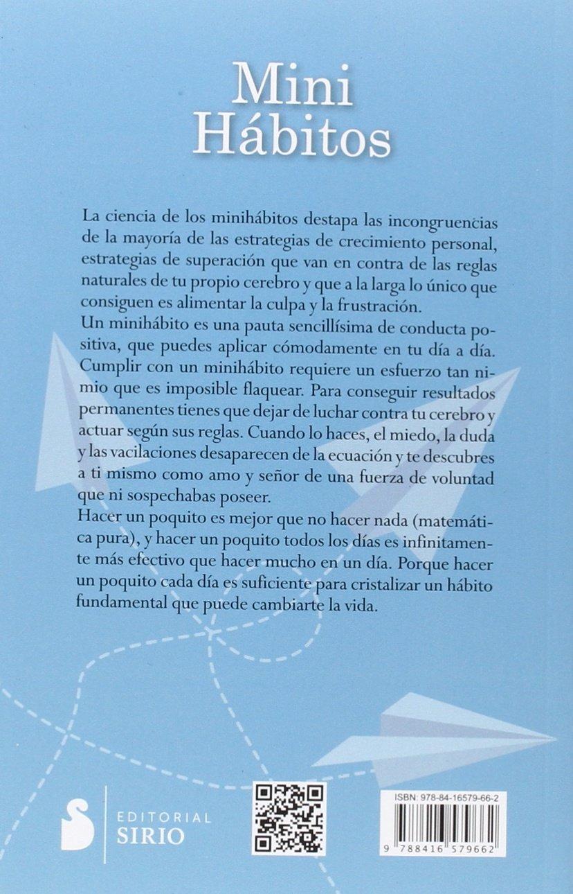 Mini habitos spanish edition stephen guise 9788416579662 amazon com books