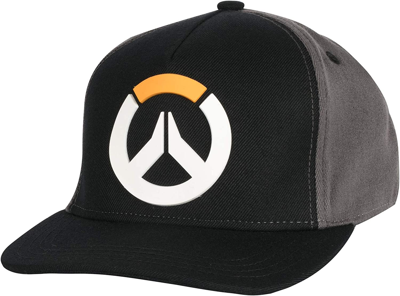 Authentic OVERWATCH Blackwatch Snapback Hat NEW