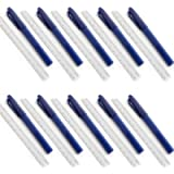 Surgical Skin Marker Blue w/Ruler Sterile - Professional Surface Ink Pen - Latex Free - 10/Pack, 25/Case (10/Pack)