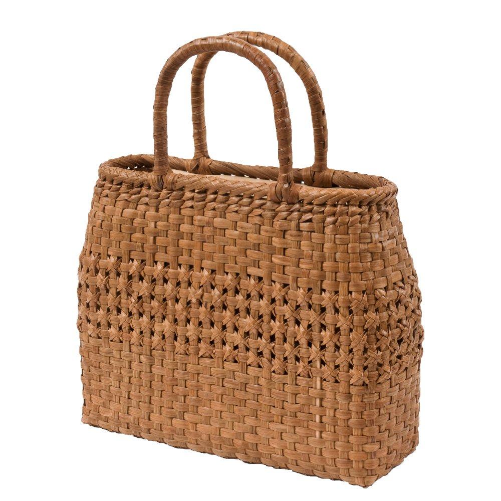 山下工芸(Yamasita craft) 山葡萄コレクション 山葡萄バッグ 網代間喜祥編み 削皮 161110 M 92336000 B01N47LE3Y