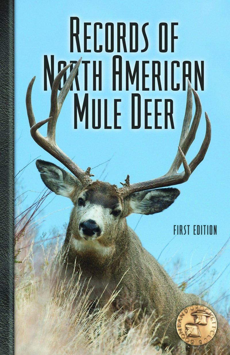 Read Online Records of North American Mule Deer pdf epub