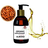 Pure Zoete Amandel Olie Plantaardige Massageolie, 1000 ml, Verzachtend en verzachtend, geïrriteerde en droge huid…