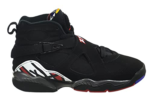 54a7ad43a6ae AIR JORDAN 8 Retro (GS)  Playoffs  - 305368-061 - Size 4.5 - Size 4.5-US    4-UK  Amazon.co.uk  Shoes   Bags
