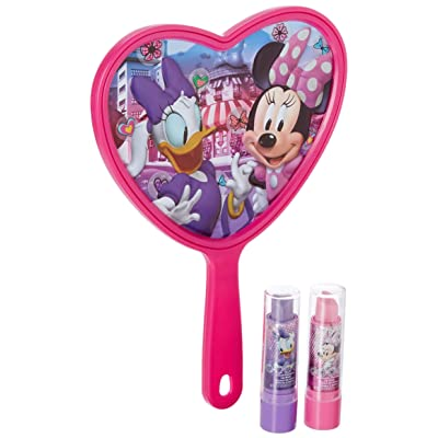 UPD Minnie Mouse Lip Balm with Mirror: Toys & Games